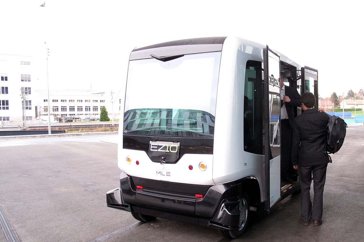 W pełni autonomiczny autobus w Gdańsku?