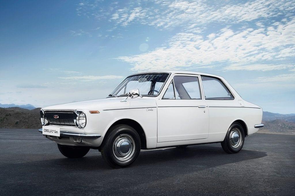 5 najczęściej kupowanych modeli samochodów w historii 6