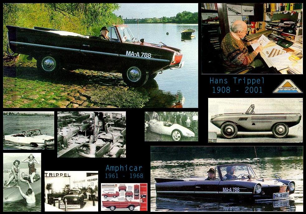 Amphicar 770 - Krótka historia samochodu ze zdjęcia 8