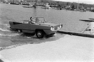 Amphicar 770 - Krótka historia samochodu ze zdjęcia 6
