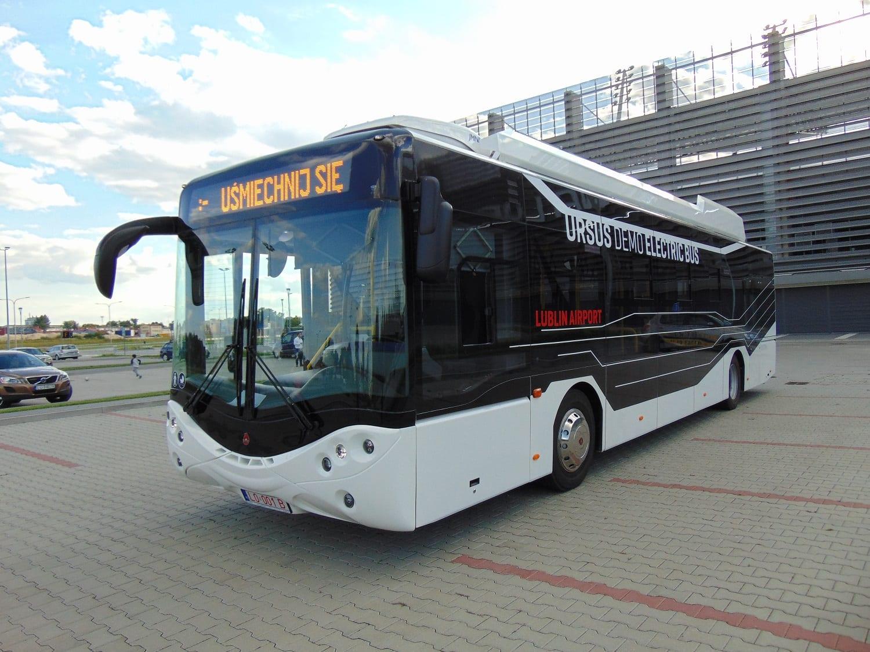 """Co z """"polskimi"""" autobusami elektrycznymi?"""